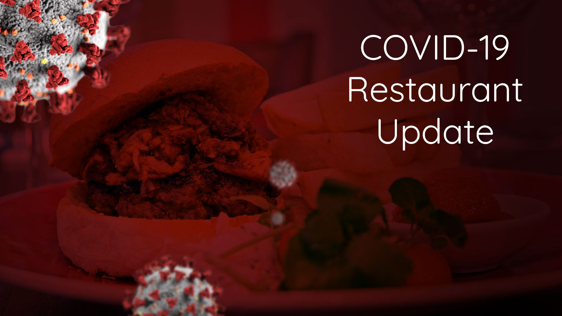 COVID-19 Restaurant And Clubhouse Bar Update