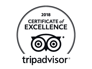 Greenway Hall Awarded tripadvisor Certificate of Excellence