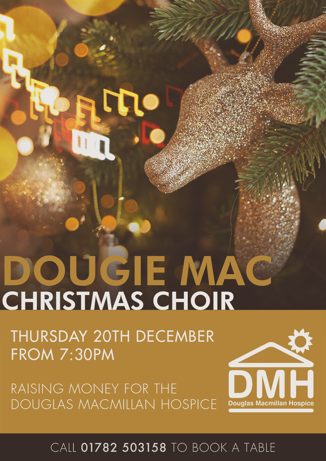 Come and see the Dougie Mac Choir perform live at Greenway Hall...