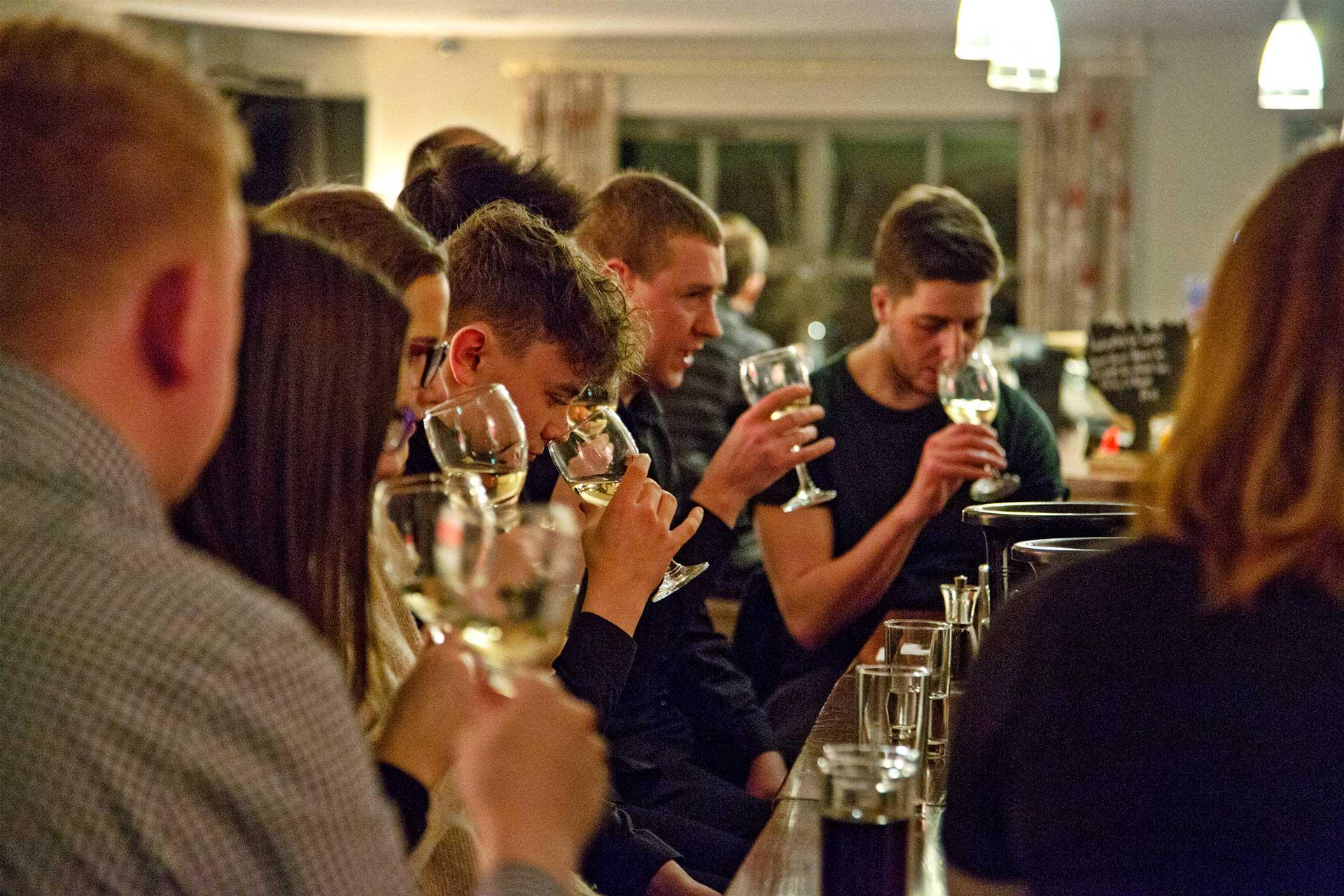 Wine Tasting Training